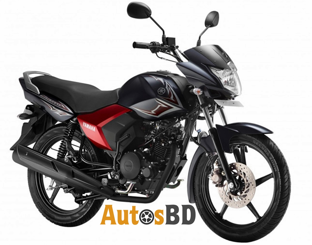 Yamaha saluto disc brake motorcycle price in bangladesh for Yamaha bikes price list