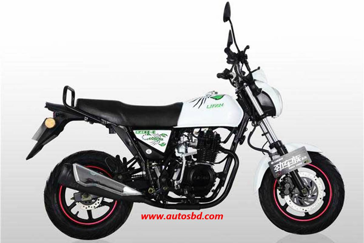 Lifan Pony 100 Motorcycle Price In Bangladesh