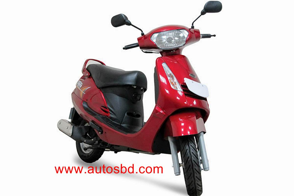Mahindra Duro DZ Motorcycle Price in Bangladesh