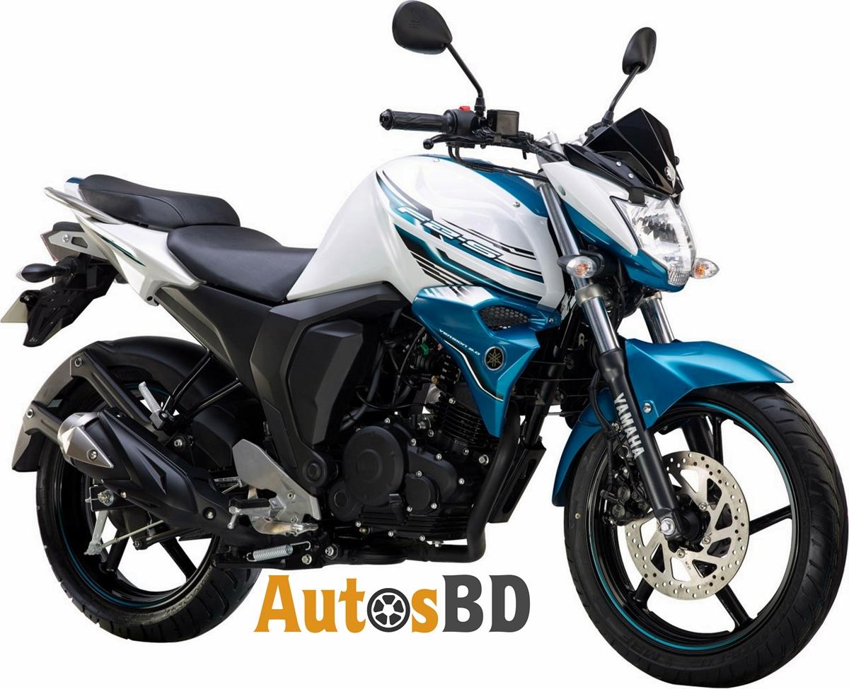 Yamaha fzs fi motorcycle price in bangladesh for Yamaha bikes price list