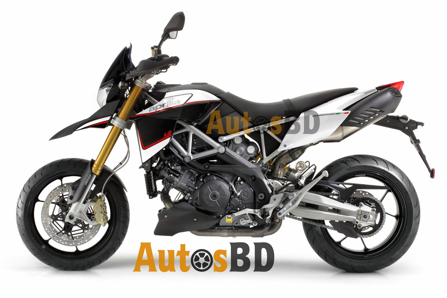 Aprilia Dorsoduro  Top Speed